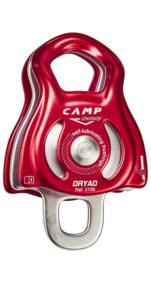 Camp Dryad Pulley